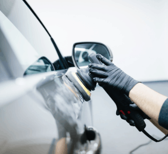 How to correct automotive paint