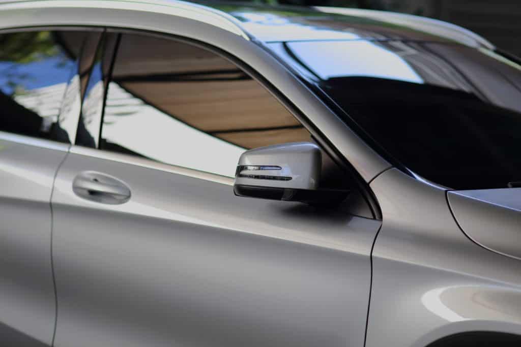 Car window tint rayno film phantom