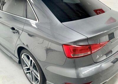 Audi S3 with Gtechniq Ceramic coating