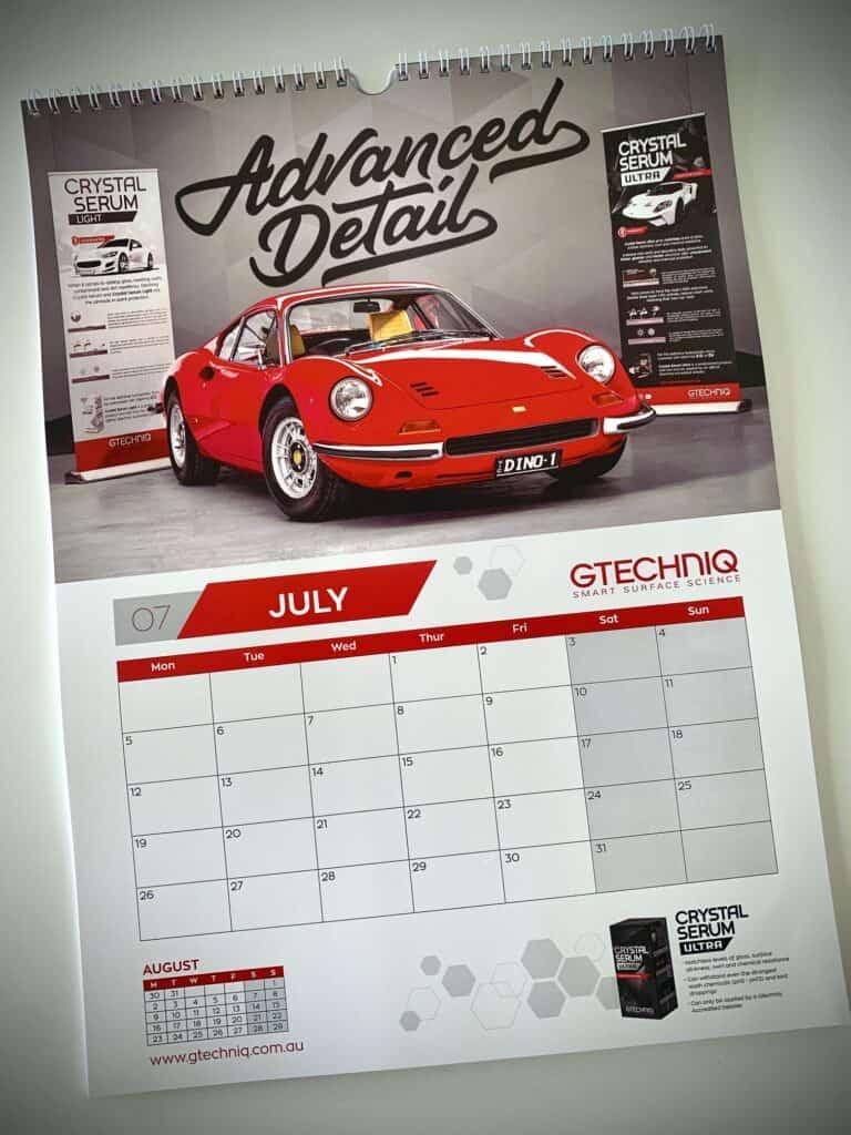 Advanced Detail Calendar About Page Image